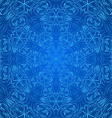 Abstract pattern in blue vector
