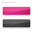 Button template web pink and dark vector