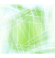 Blurry abstract green vector