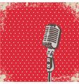 Microphone dot vector