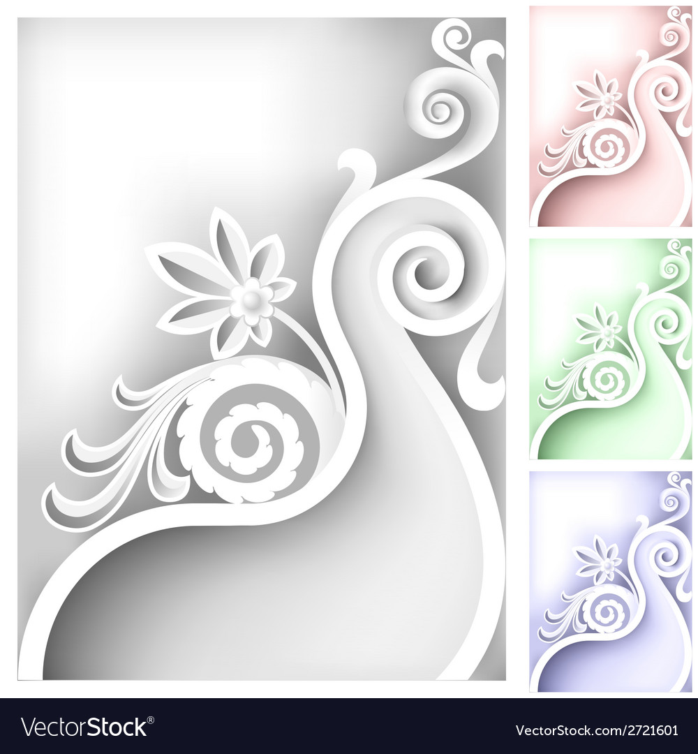 Baroque element vector | Price: 1 Credit (USD $1)