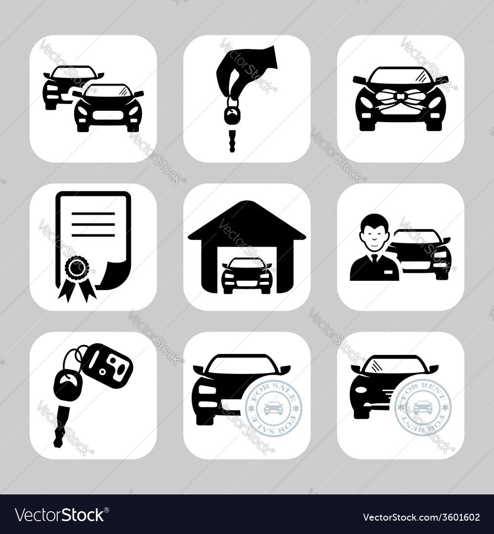 Car dealer vector   Price: 1 Credit (USD $1)