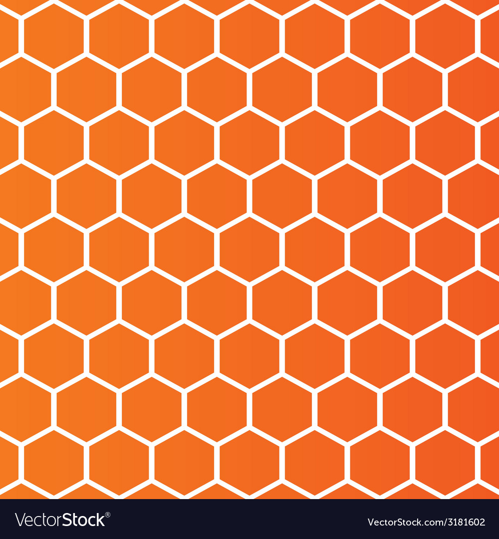 Honeycombs background abstract rhombus cell vector | Price: 1 Credit (USD $1)