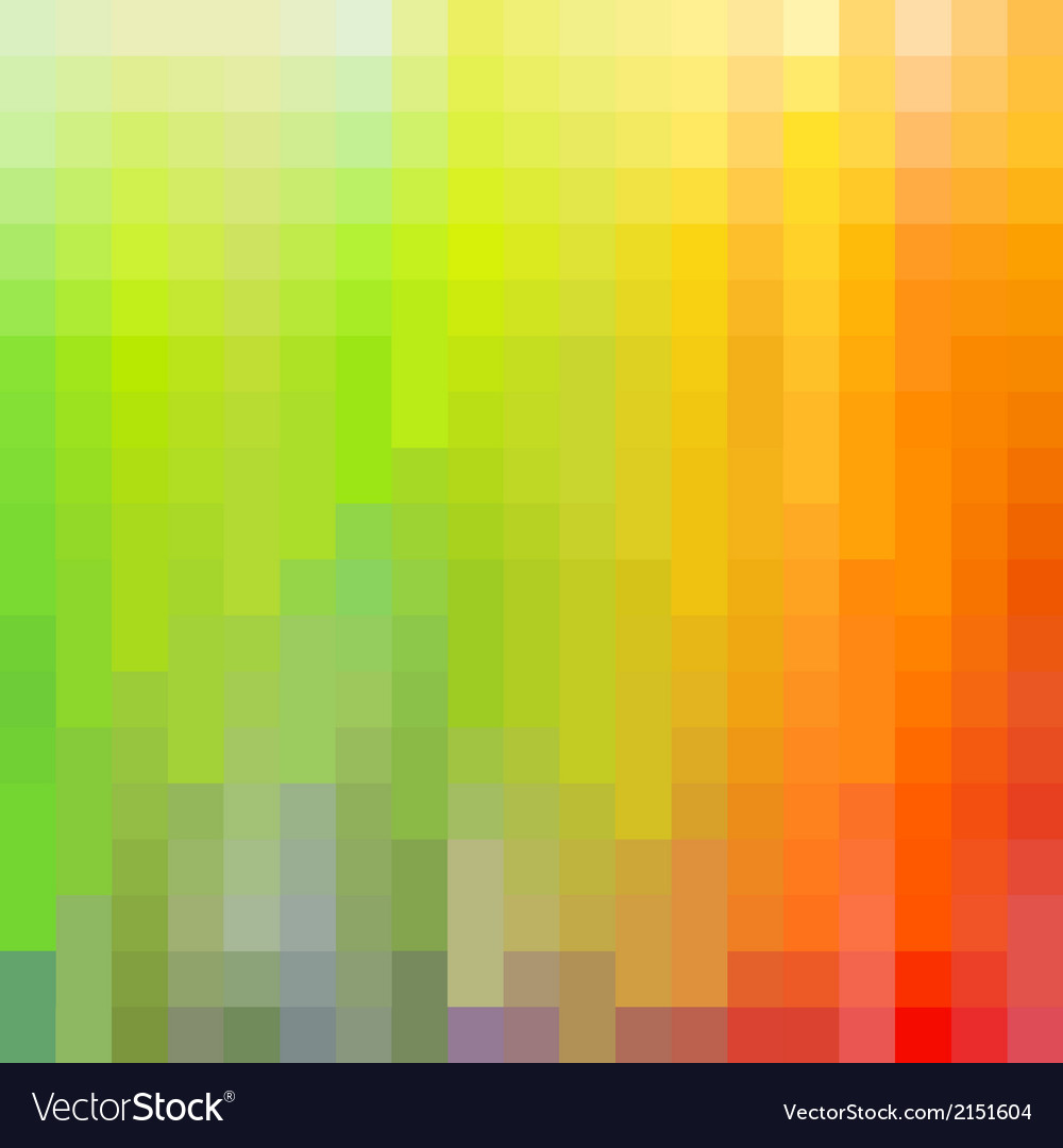 Colorful modern mosaic background vector | Price: 1 Credit (USD $1)