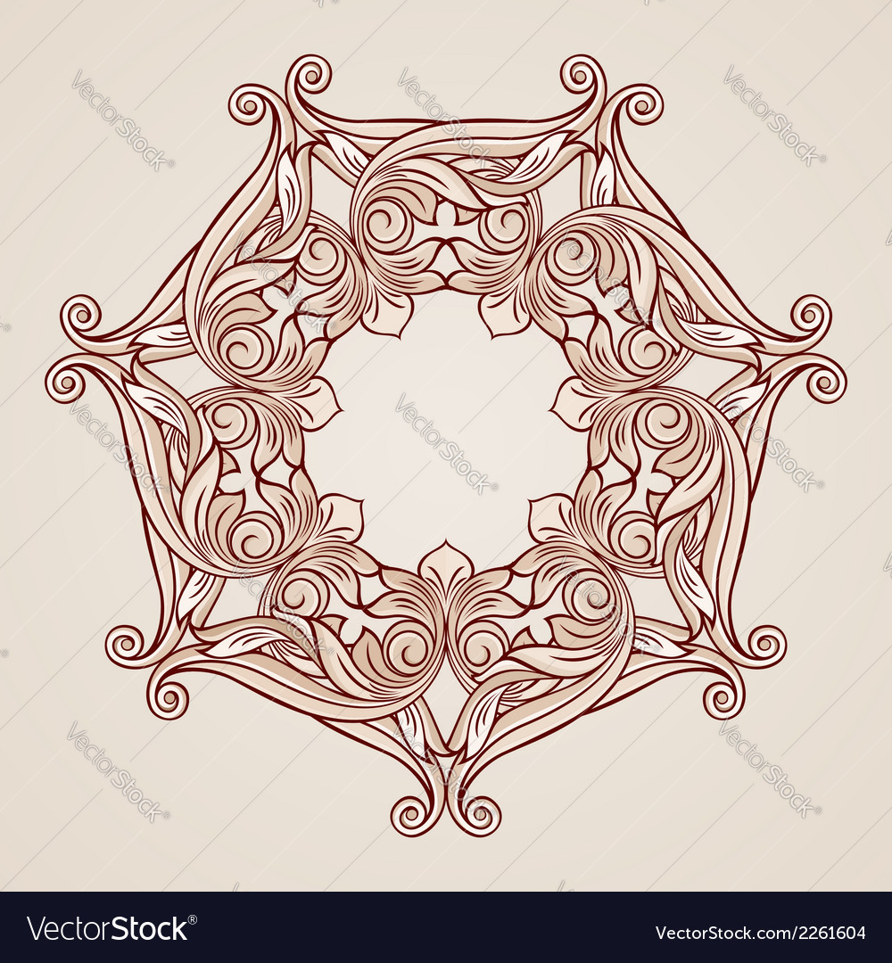 Rose pink floral pattern vector   Price: 1 Credit (USD $1)
