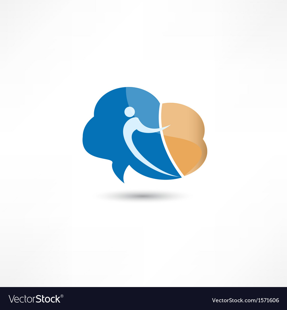 Forum icon vector | Price: 1 Credit (USD $1)