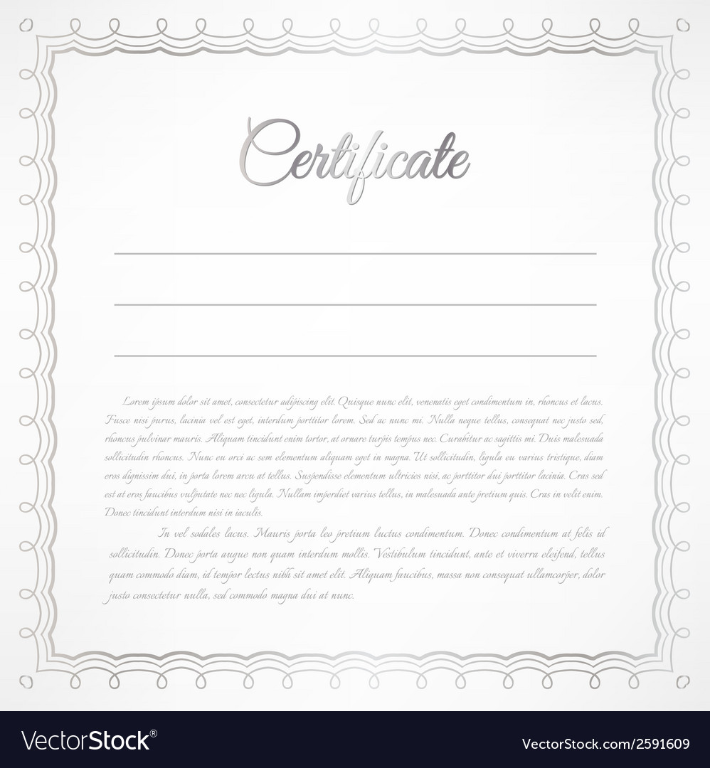 Certificate background vector   Price: 1 Credit (USD $1)