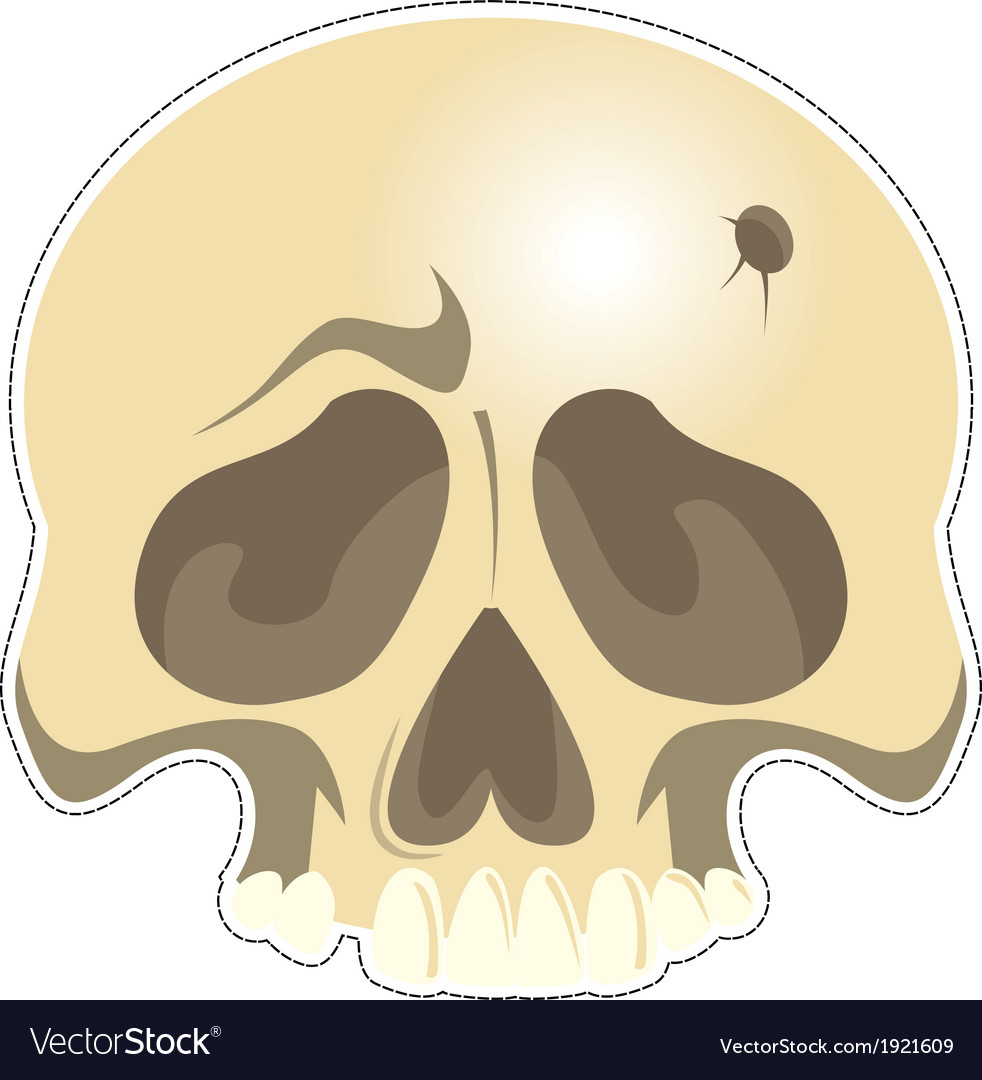Mask skull vector | Price: 1 Credit (USD $1)