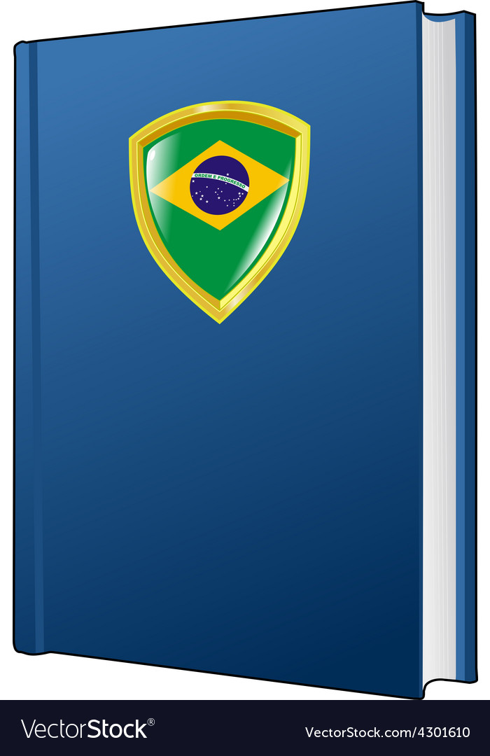 Constitution of brazil vector | Price: 1 Credit (USD $1)