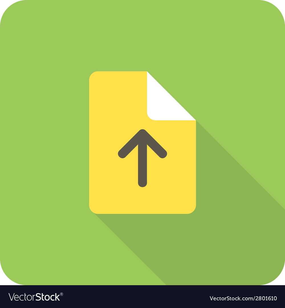 File upload vector | Price: 1 Credit (USD $1)