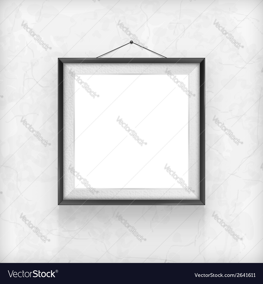 Border picture frame background vector | Price: 1 Credit (USD $1)
