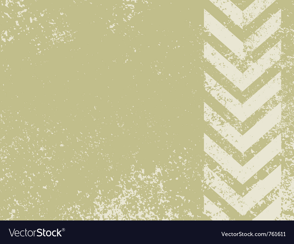 Grungy worn hazard stripes vector | Price: 1 Credit (USD $1)