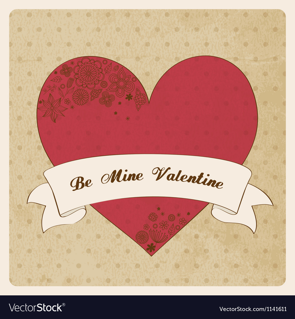 Passion love card vector | Price: 1 Credit (USD $1)