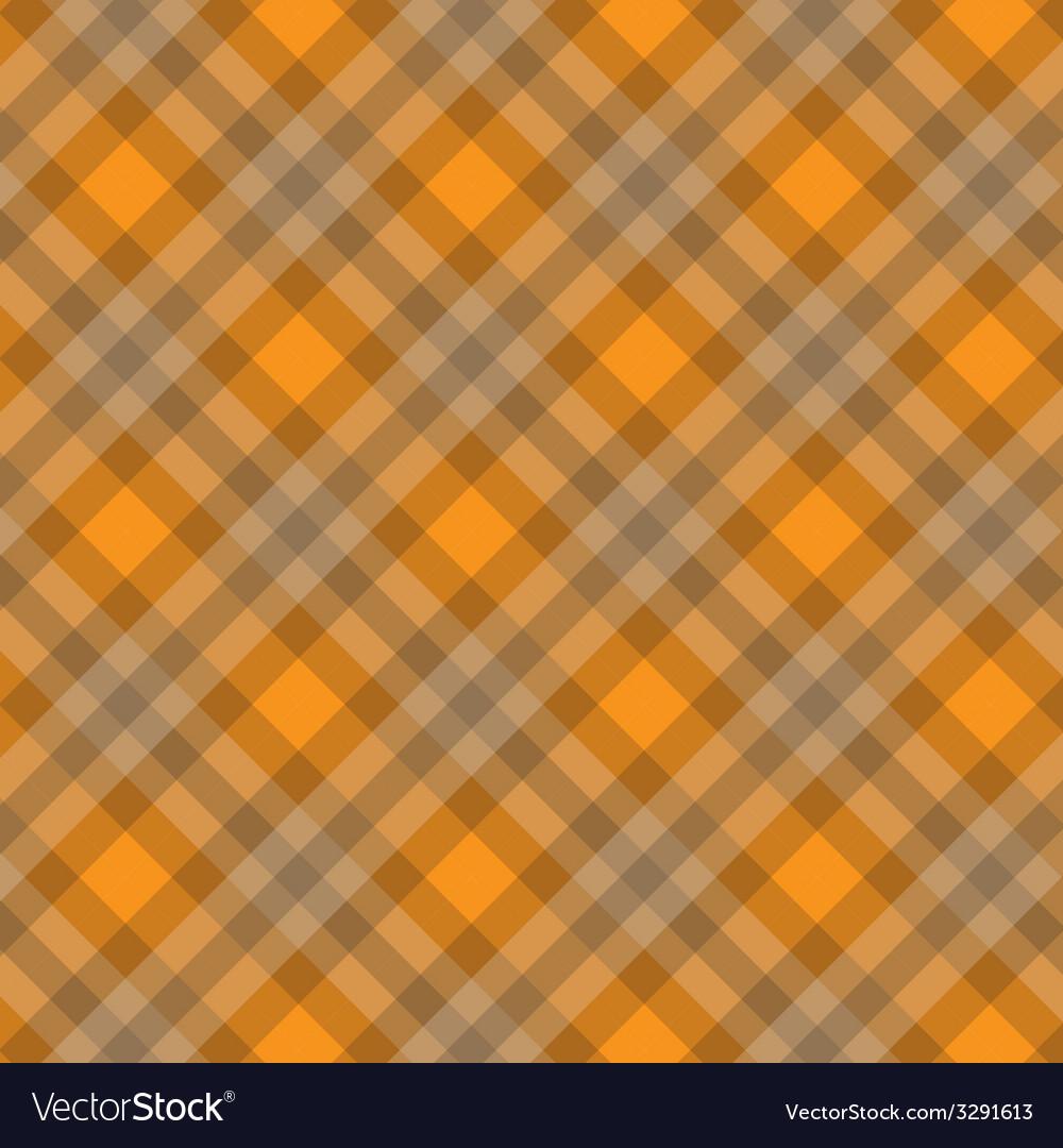 Orange fabric pattern geometric background vector | Price: 1 Credit (USD $1)