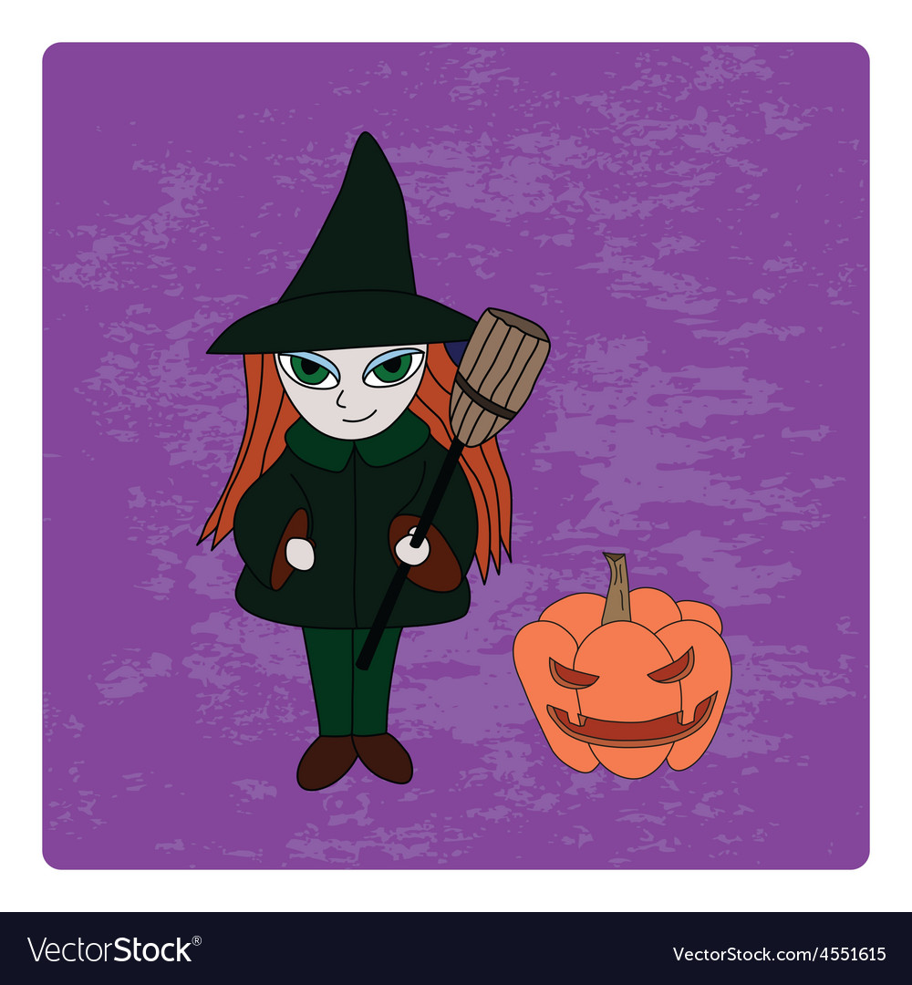 Witch vector   Price: 1 Credit (USD $1)