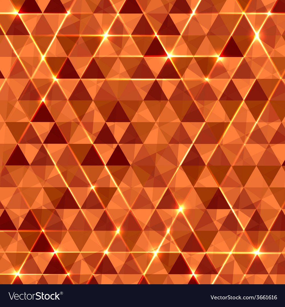 Abstract geometric background with glowing vector | Price: 1 Credit (USD $1)