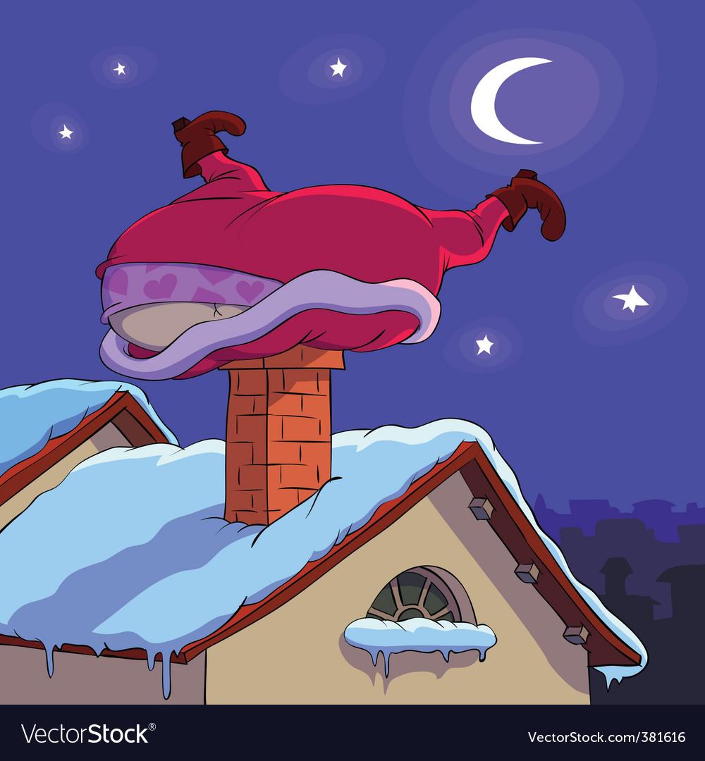 Santa claus in trouble vector   Price: 3 Credit (USD $3)