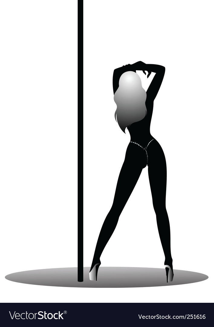 Sexy stripper vector | Price: 1 Credit (USD $1)