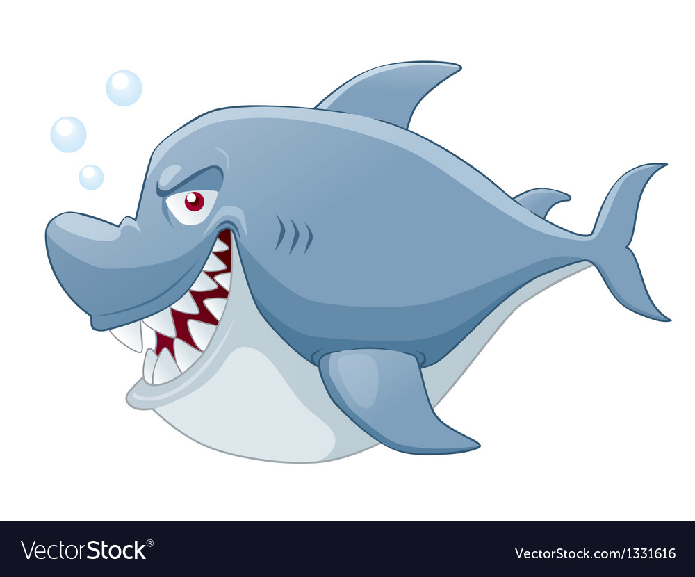 Shark vector | Price: 3 Credit (USD $3)