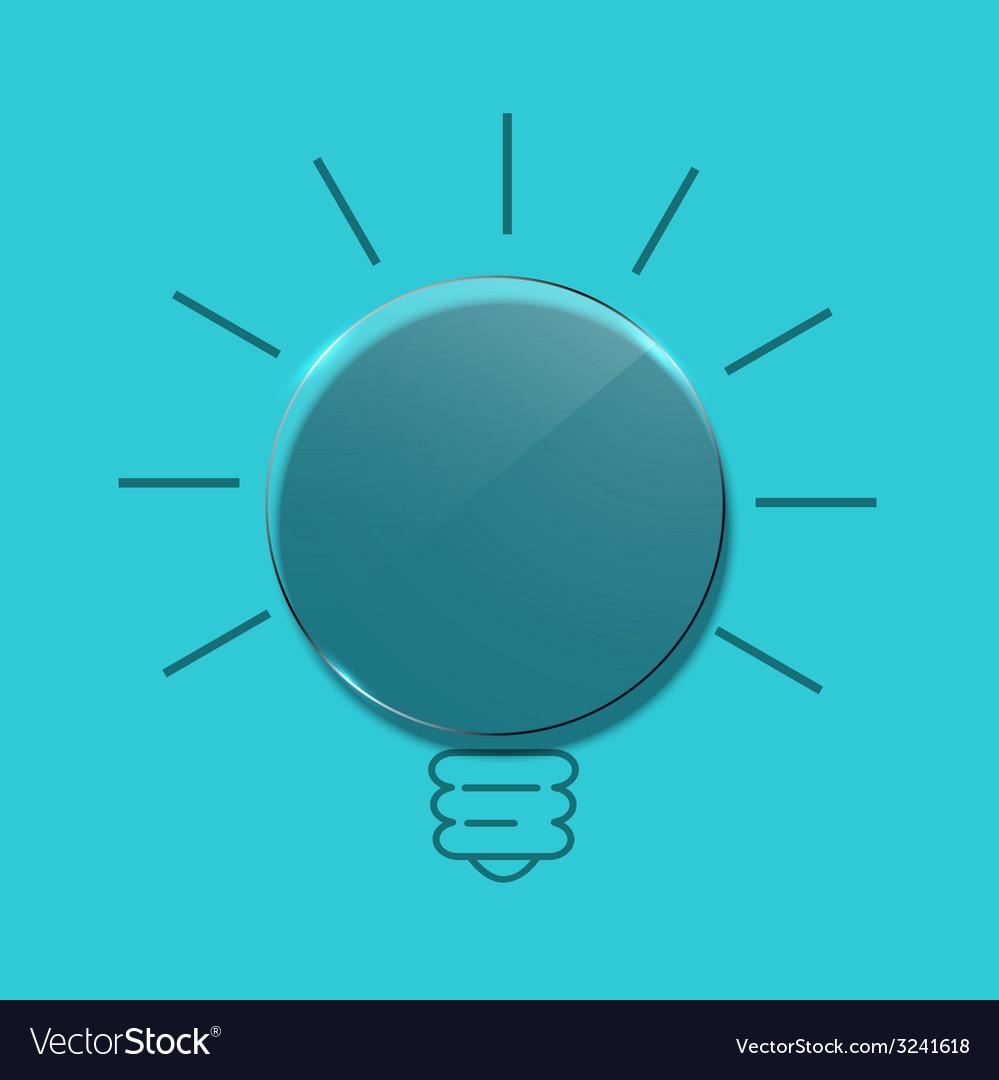 Modern idea background vector | Price: 1 Credit (USD $1)