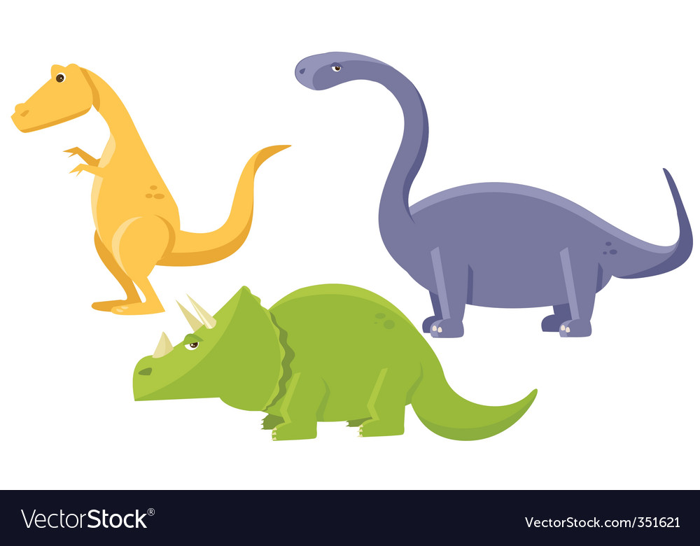 Dinosaur vector | Price: 1 Credit (USD $1)