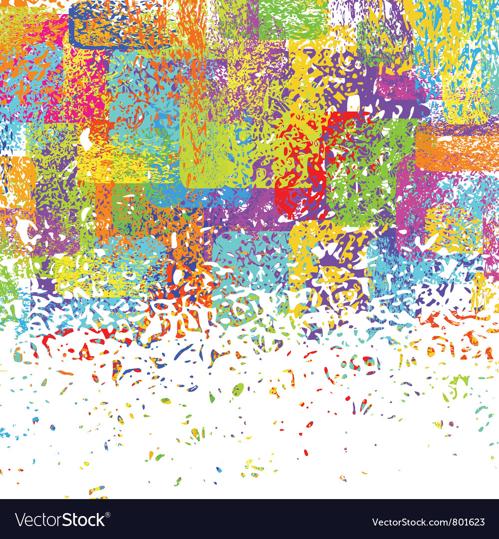 Colorful spotted background vector | Price: 1 Credit (USD $1)
