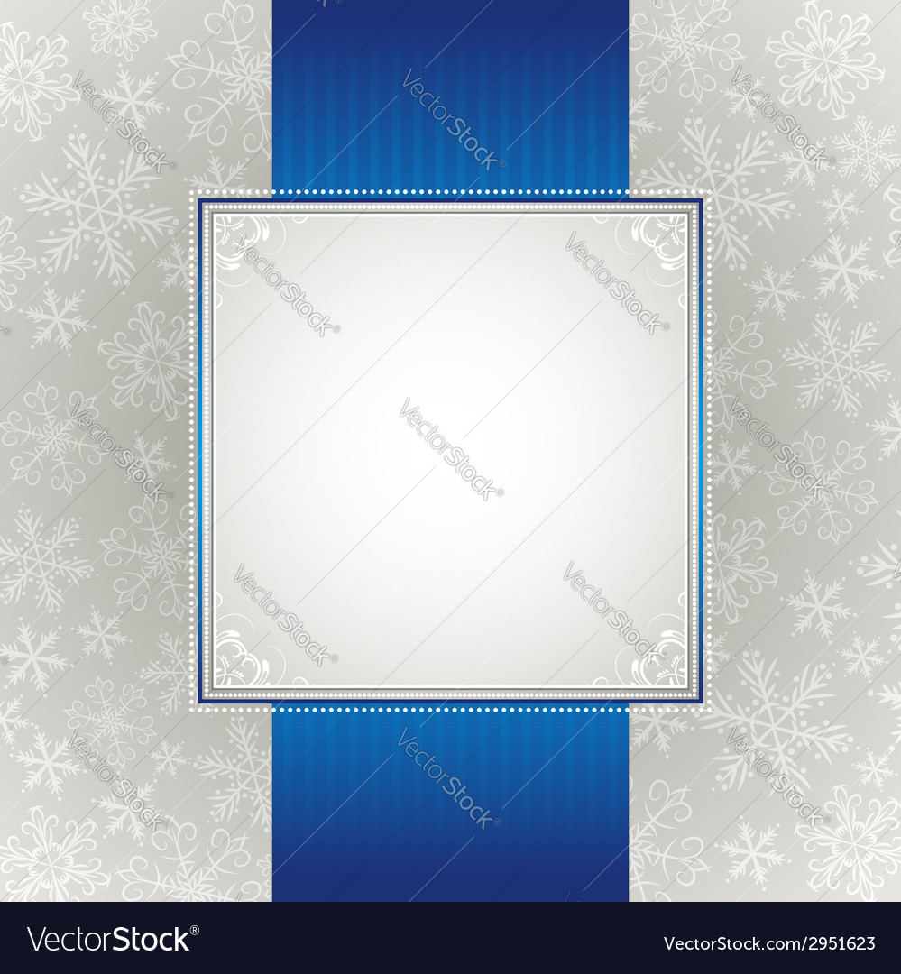Grey christmas background vector | Price: 1 Credit (USD $1)