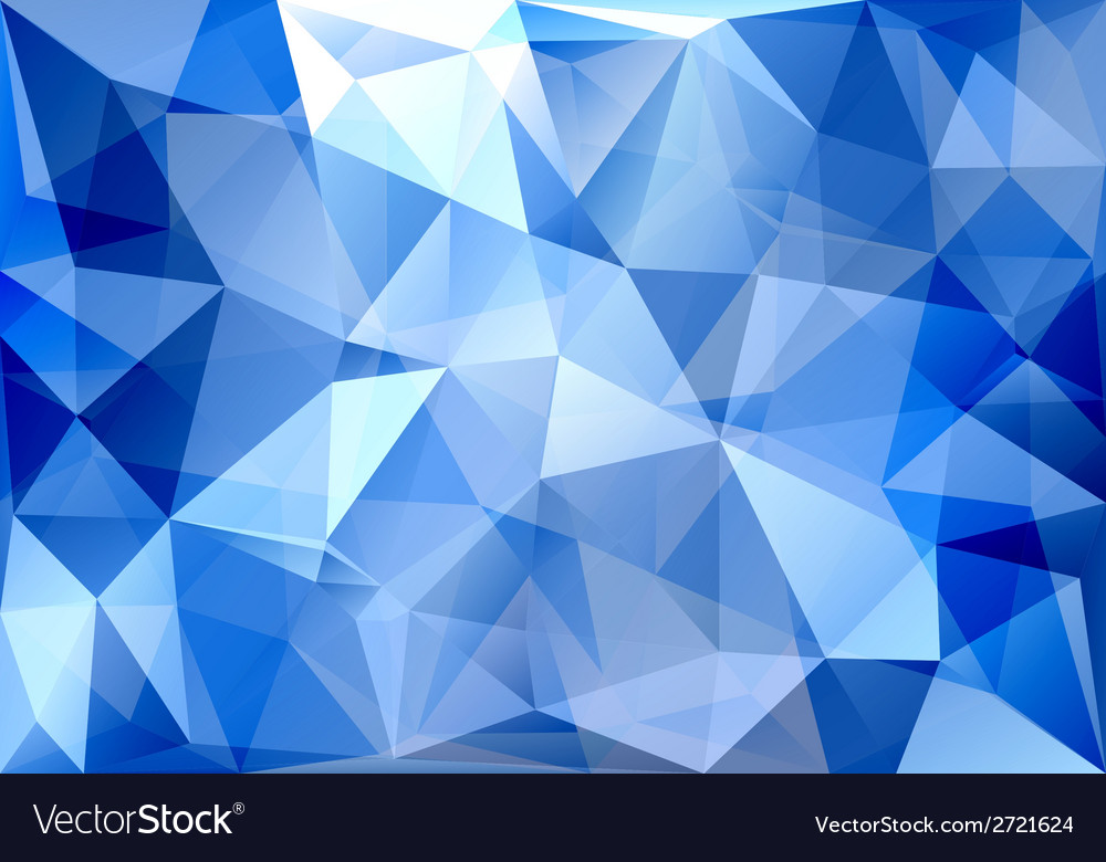 Abstract triangle baackground vector | Price: 1 Credit (USD $1)