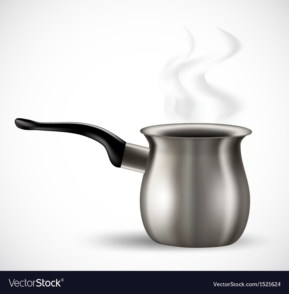 Iron pot vector | Price: 3 Credit (USD $3)