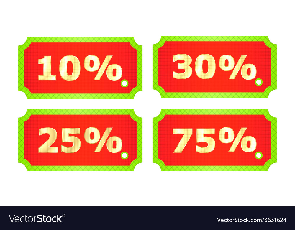 Red price vector | Price: 1 Credit (USD $1)