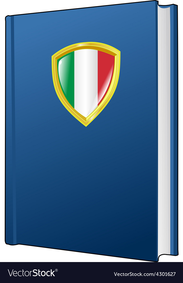 Constitution of italy vector | Price: 1 Credit (USD $1)