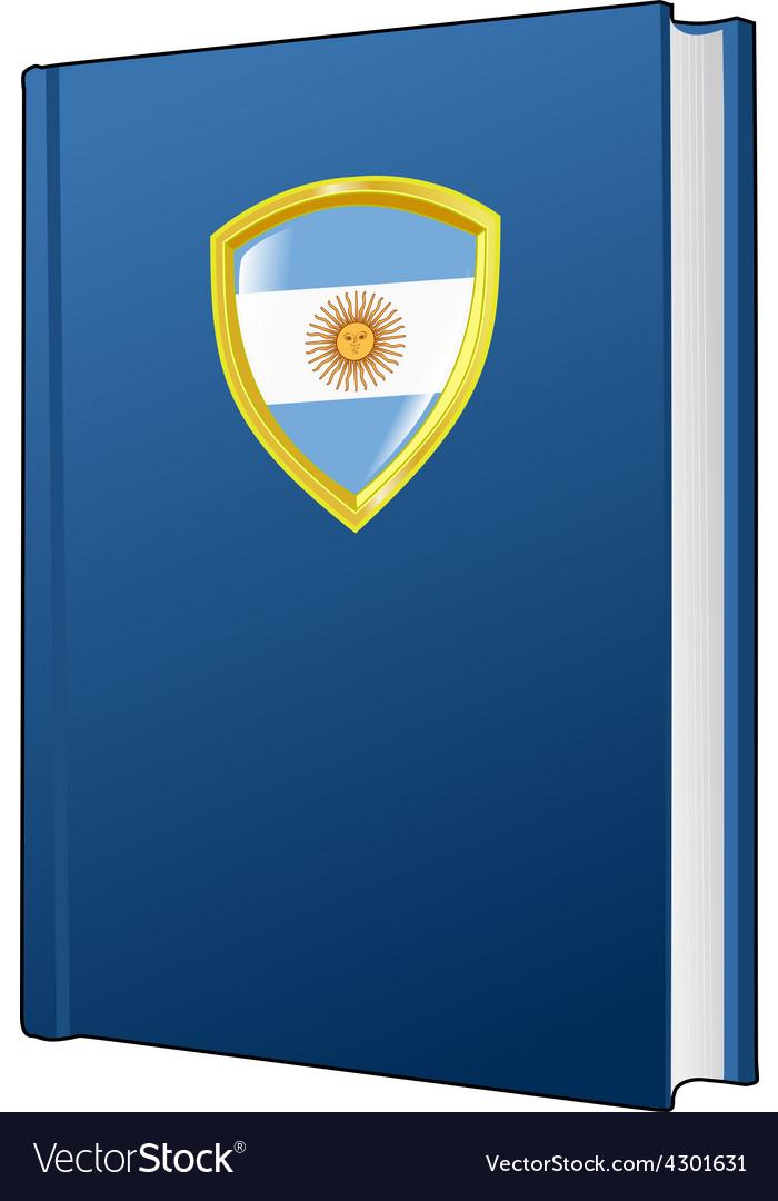 Constitution of argentina vector | Price: 1 Credit (USD $1)