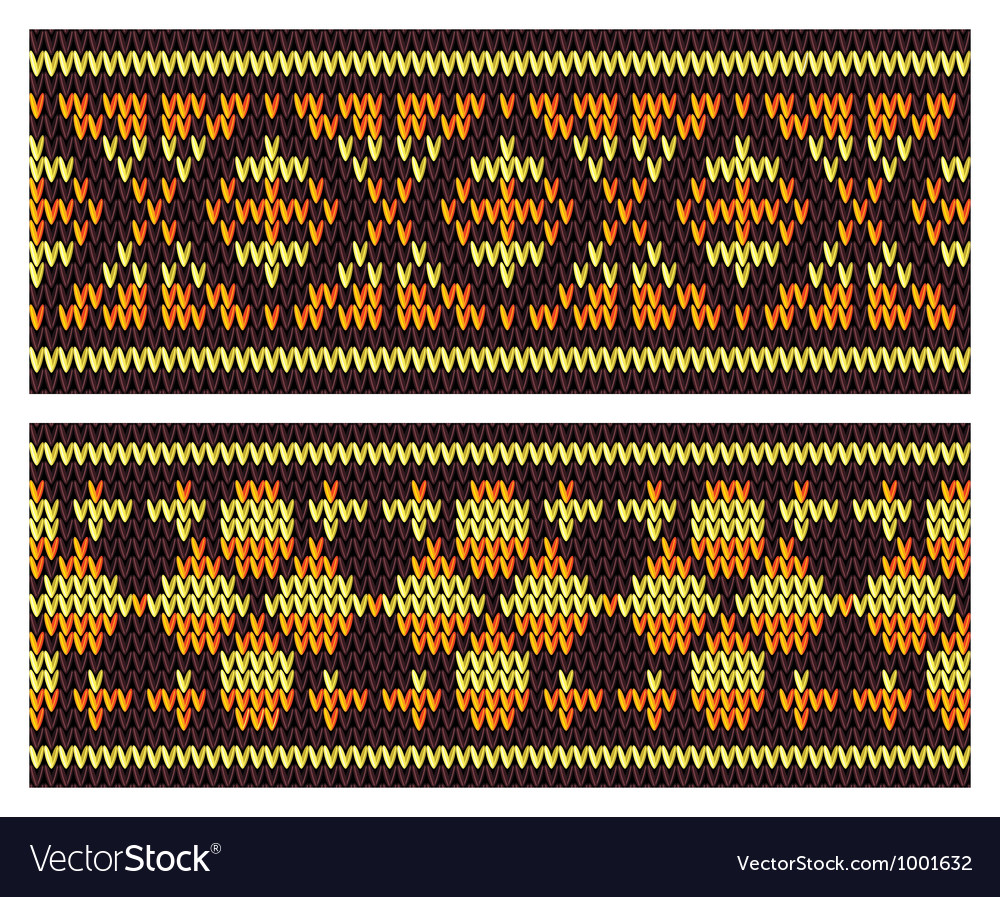 Fabric borders vector | Price: 1 Credit (USD $1)