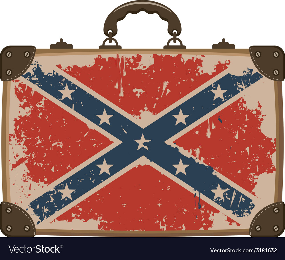 Southern states vector | Price: 1 Credit (USD $1)