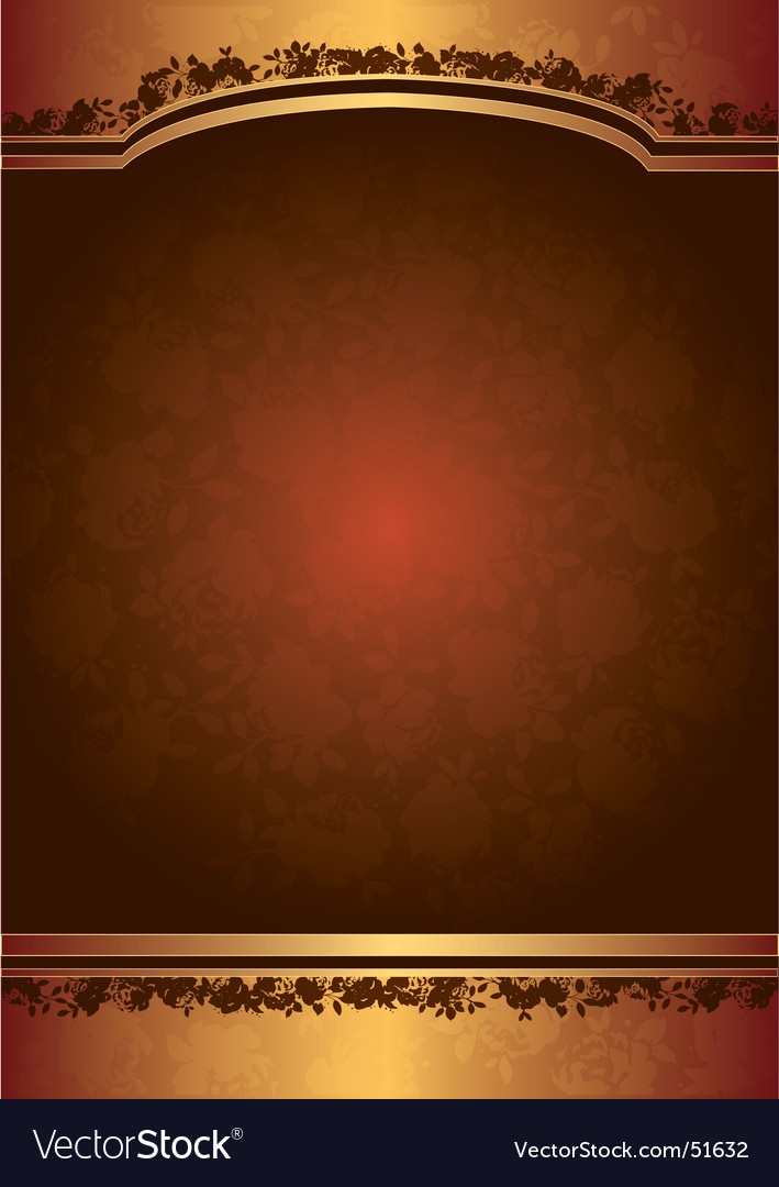 Valentine rose background vector | Price: 1 Credit (USD $1)
