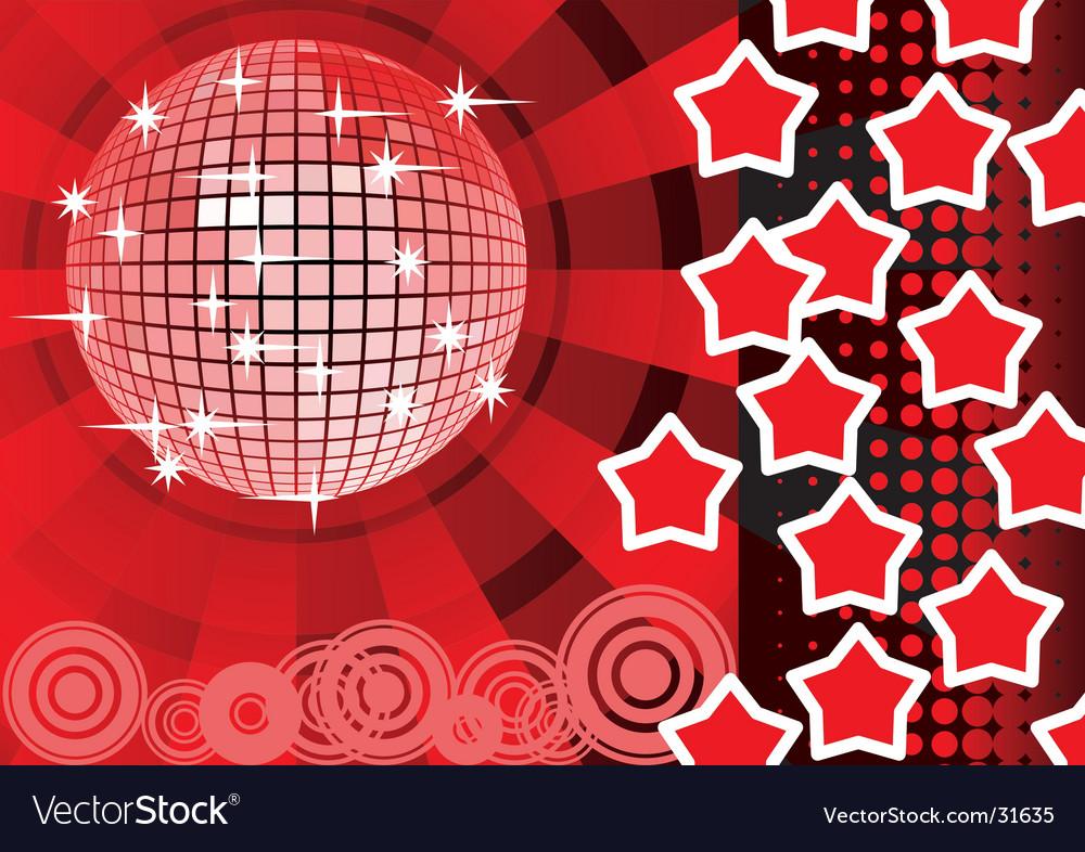 Party invitation vector | Price: 1 Credit (USD $1)