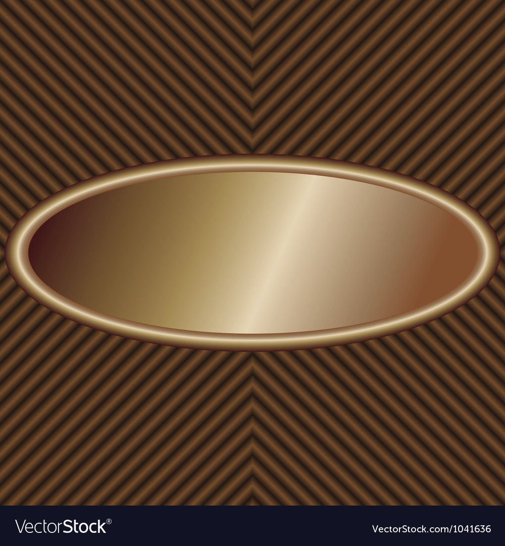 Oval-label vector | Price: 1 Credit (USD $1)
