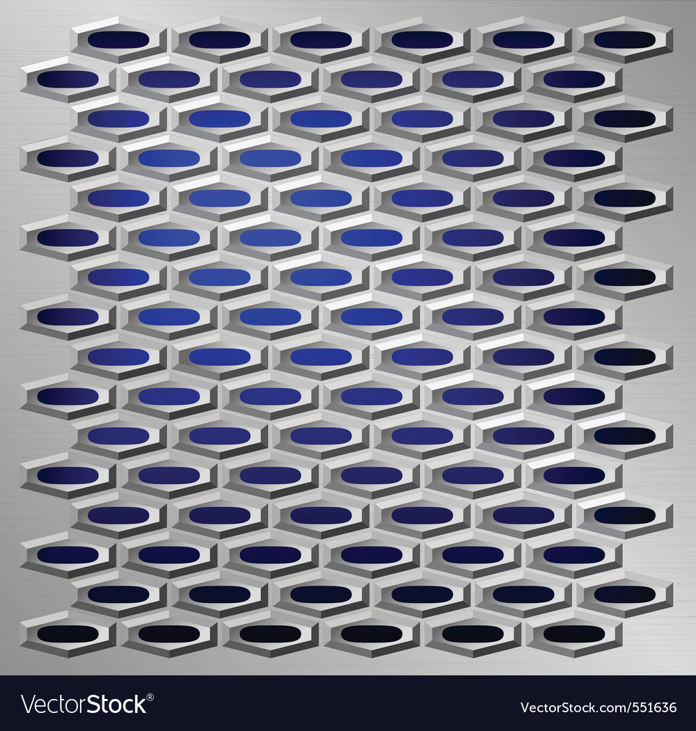 Steel grating vector | Price: 1 Credit (USD $1)