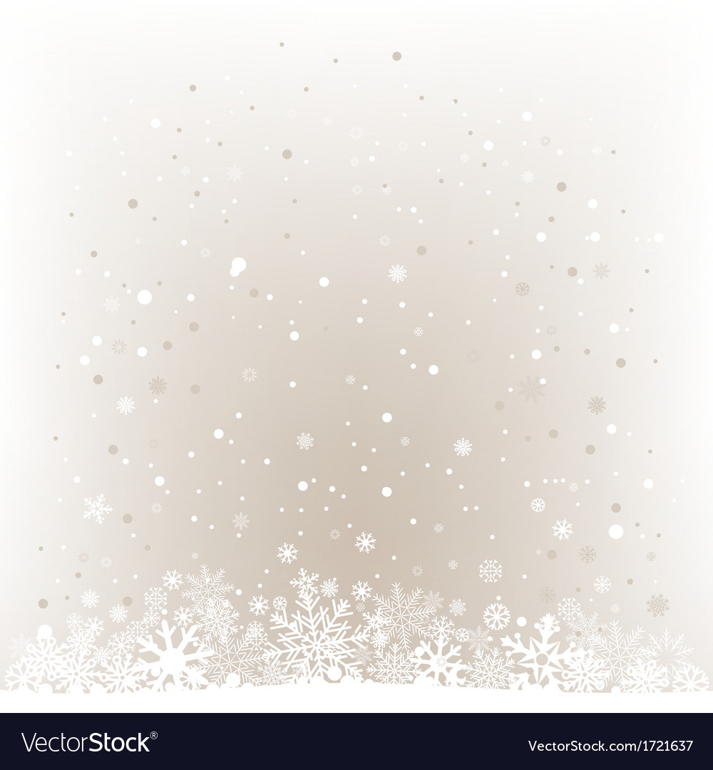 Soft light snow mesh background vector | Price: 1 Credit (USD $1)
