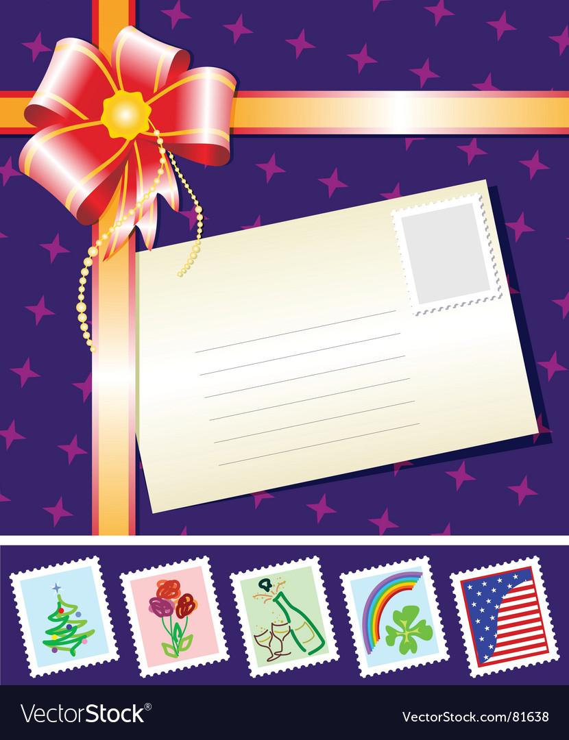 Postcard vector   Price: 1 Credit (USD $1)
