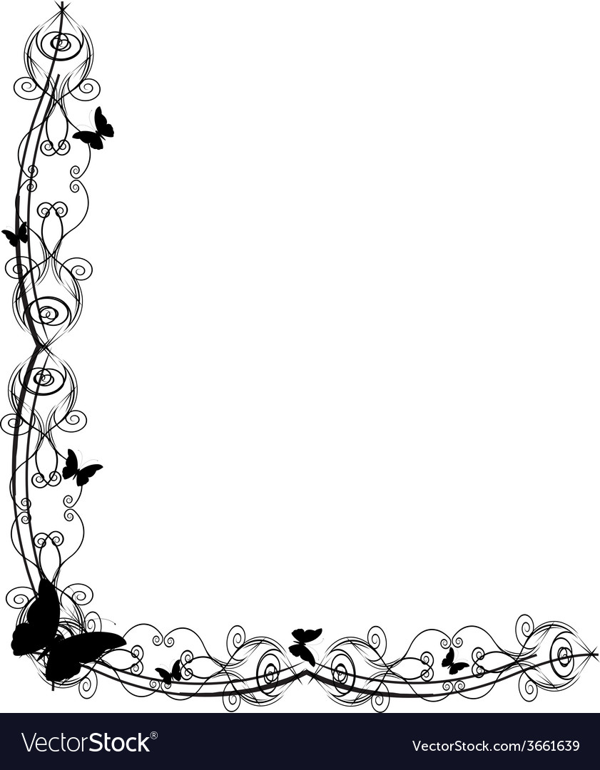 Antique frame ornaments 8 vector | Price: 1 Credit (USD $1)