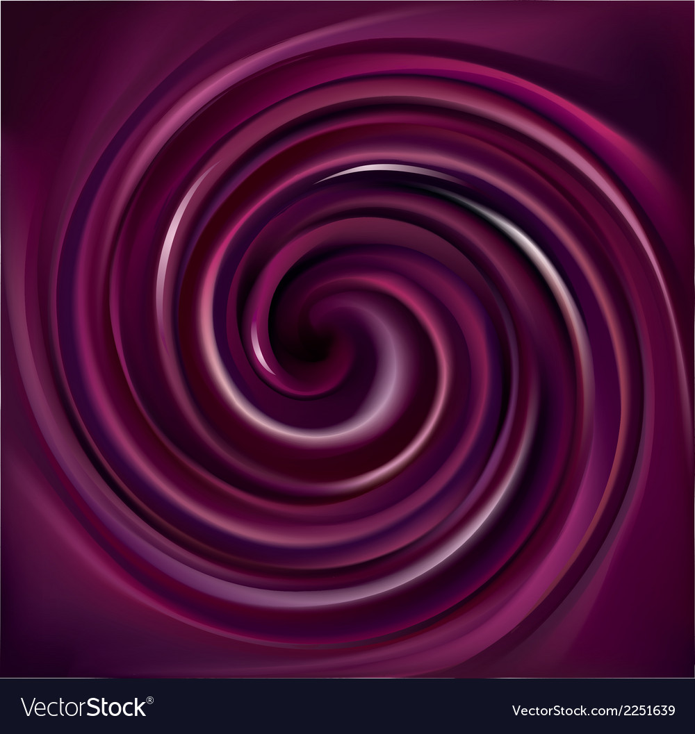 Swirling backdrop spiral liquid vector | Price: 1 Credit (USD $1)
