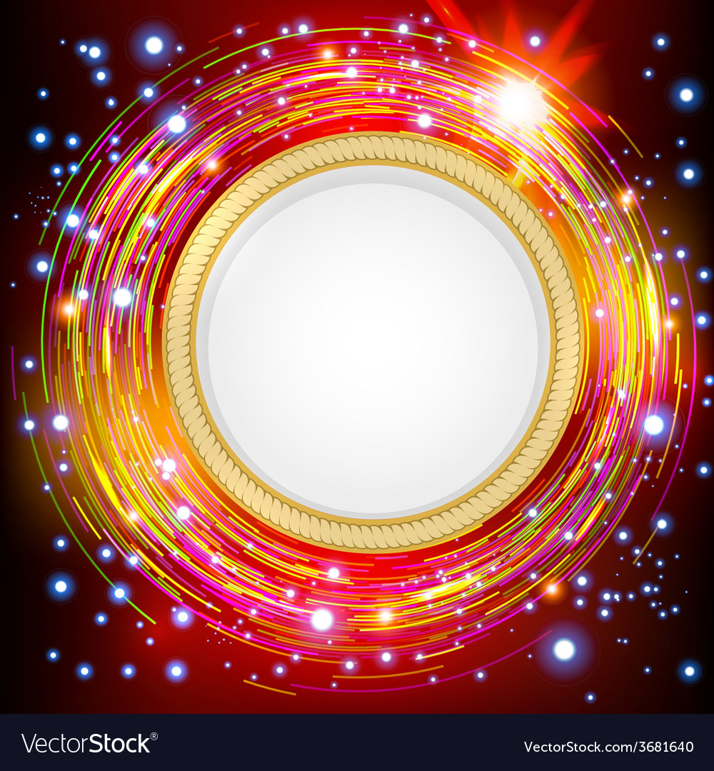 Abstract technology circles background vector   Price: 1 Credit (USD $1)