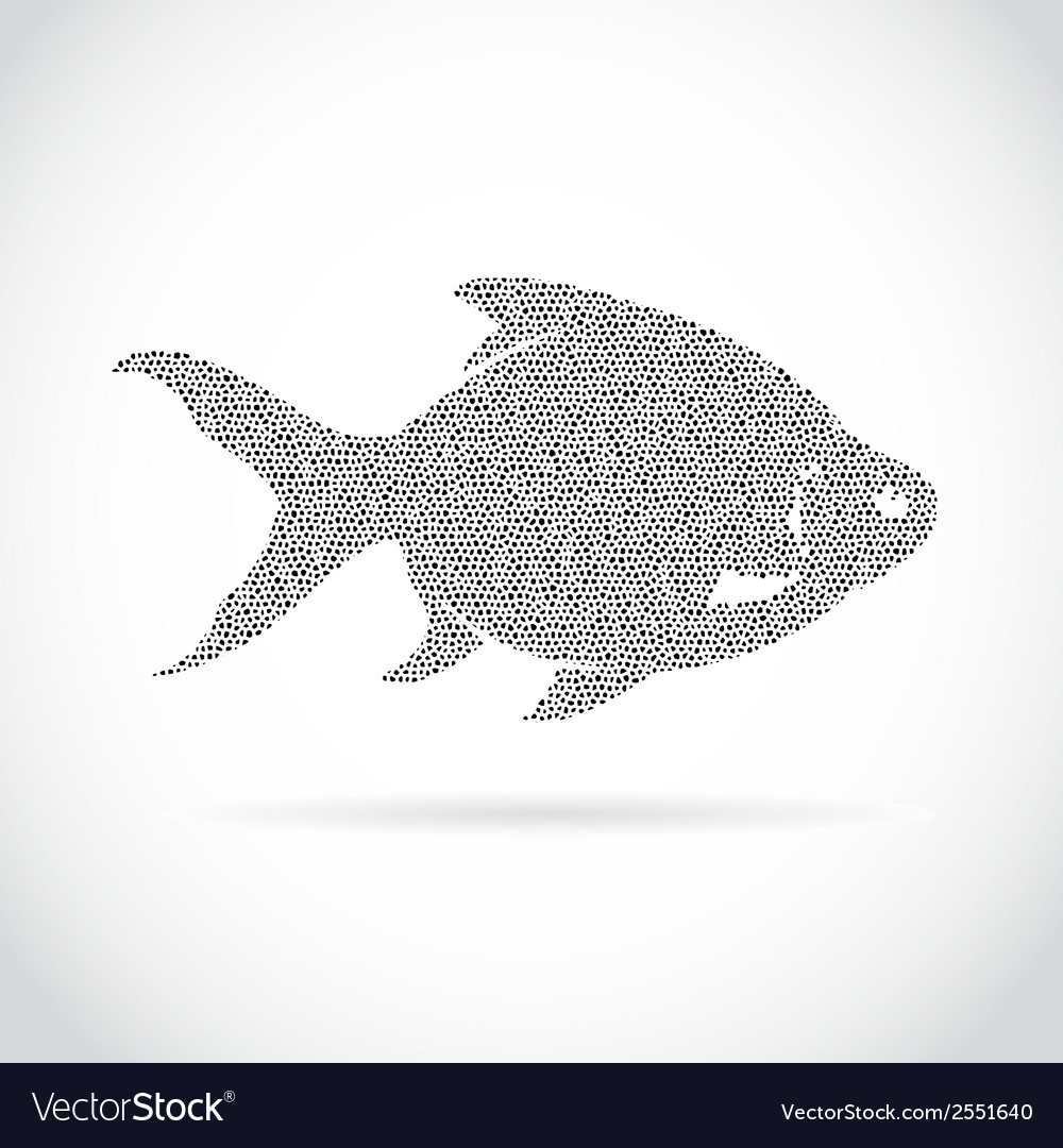 Image of an fish design vector | Price: 1 Credit (USD $1)