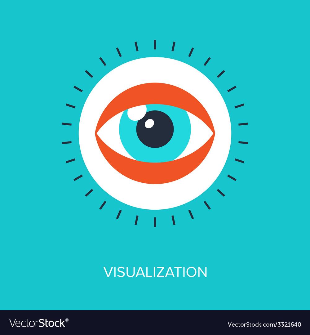 Visualization vector | Price: 1 Credit (USD $1)