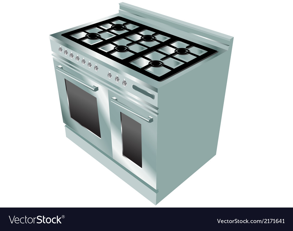 Cooker vector | Price: 1 Credit (USD $1)