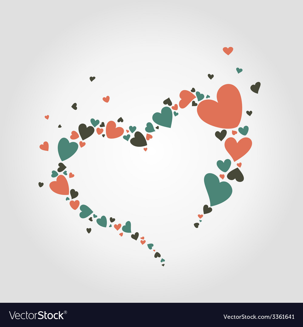 Heart 2 vector | Price: 1 Credit (USD $1)