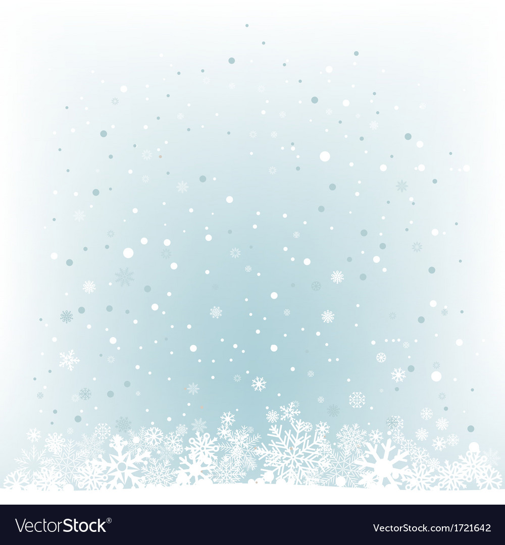 Soft light blue snow mesh background vector | Price: 1 Credit (USD $1)