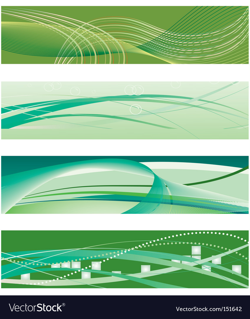 Web banners vector | Price: 1 Credit (USD $1)