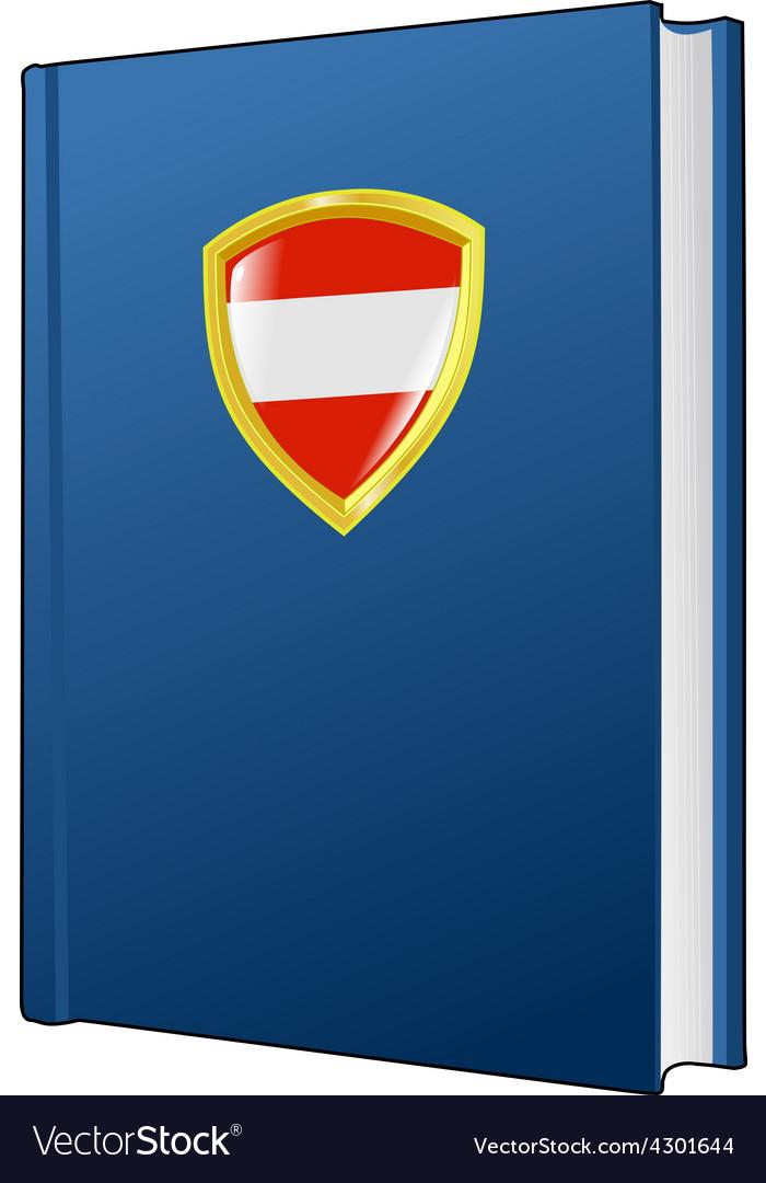 Constitution of austria vector | Price: 1 Credit (USD $1)